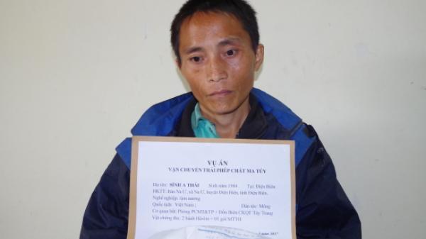 Điện Biên: Vận chuyển ma túy để nhận thù lao bằng heroin