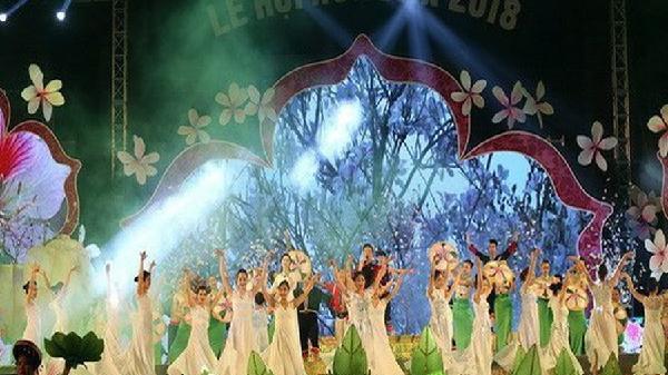 Khẳng định thương hiệu 'Lễ hội Hoa Ban' đối với đông đảo du khách trong và ngoài nước
