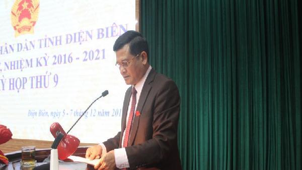 Điện Biên: Thông qua 18 Nghị quyết HĐND khóa XIV