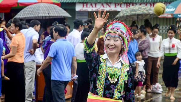 Tết Độc lập ở mảnh đất Điện Biên