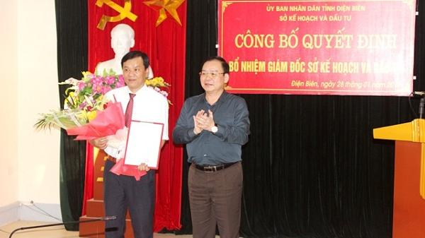 THÔNG BÁO: Nhân sự mới ở Điện Biên và 1 số tỉnh khác