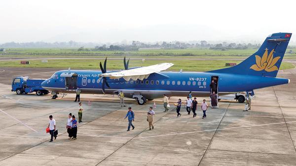 Sân bay Điện Biên sẽ được nâng cấp để đón tàu bay lớn