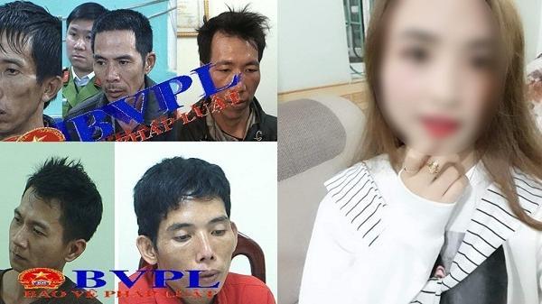 Chân dung 5 nghi phạm thay nhau hãm hi.ếp cô gái Điện Biên trong thùng xe tải rồi ra tay t.hủ tiêu bịt đầu mối