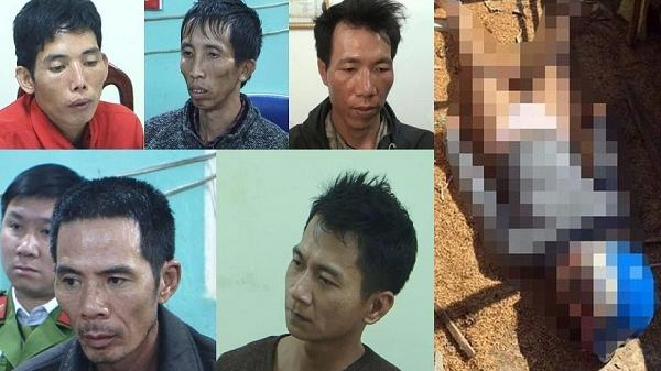 Quá khứ bất hảo của 5 bị can hi.ếp dâm, sá.t hại nữ sinh ở Điện Biên