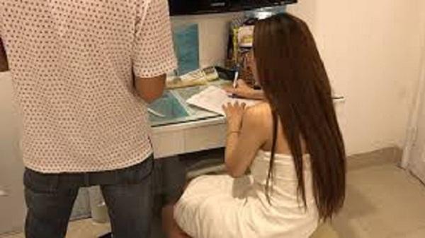 Mẹ đơn thân ở Hải Dương tuyển nhân viên U50 bán d.âm kiếm lời ngay trong quán trà đá