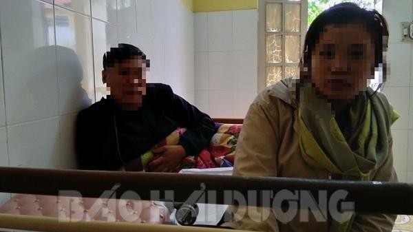 Hải Dương: Đi đòi nợ không được, cặp vợ chồng còn bị hành hung đến mức nhập viện