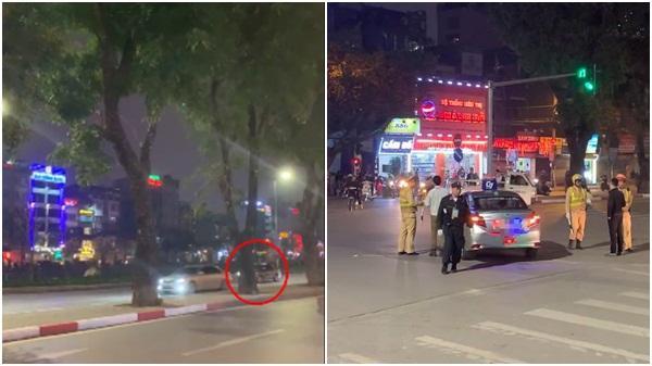 """CLIP: Chiếc taxi """"liều lĩnh"""" nhất ngày hôm qua, lạc vào đoàn xe ưu tiên phục vụ Hội nghị thượng đỉnh Mỹ - Triều"""