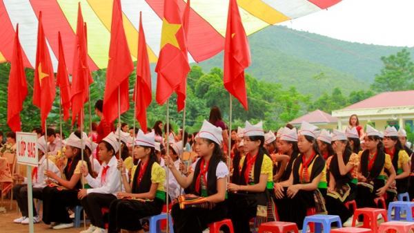 Điện Biên: Hơn 7.000 học sinh ở xã, thôn đặc biệt khó khăn được hỗ trợ theo Nghị định 116 của Chính phủ