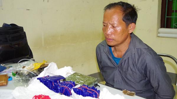 Điện Biên: Bắt Và Chứ Só về hành vi mua bán, vận chuyển trái phép chất ma túy