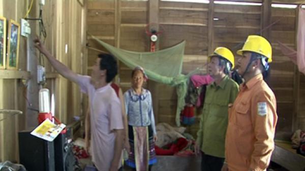 Điện Biên: Bổ sung 6,1 tỷ đồng hỗ trợ tiền điện cho hộ nghèo, hộ chính sách xã hội