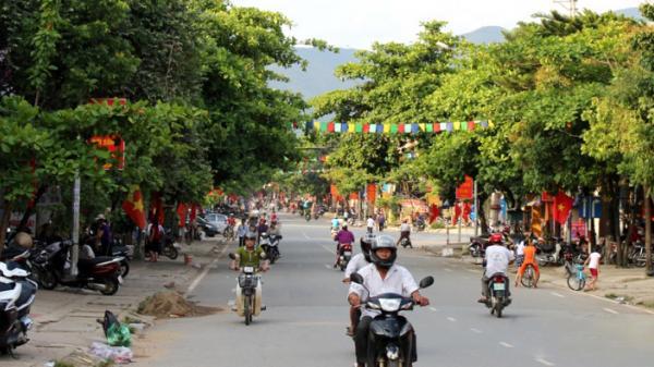 Thị trấn Tuần Giáo, huyện Tuần Giáo được công nhận là đô thị loại V