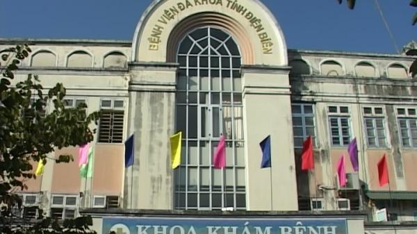 Bệnh viện Đa khoa tỉnh Điện Biên quá tải giường bệnh thời điểm giao mùa