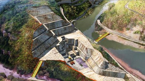 Ðến năm 2020, dự kiến Điện Biên sẽ có 10 nhà máy thủy điện đi vào hoạt động