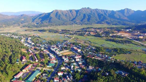 Đầu tư 65 tỷ đồng xây dựng Ðường nội thị trục 27m và khu TÐC thị trấn Mường Ảng