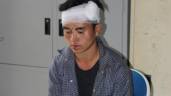Điện Biên: Bắt đối tượng buôn ma tuý, dùng đá tấn công cảnh sát