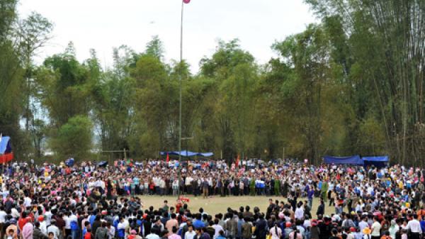 Điện Biên sẽ tổ chức Lễ hội Ném còn 3 nước Việt – Lào – Trung