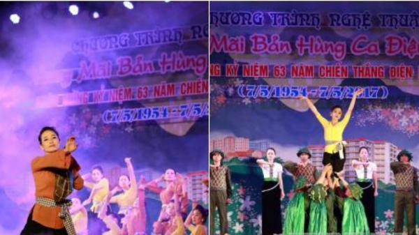 63 năm Chiến thắng Điện Biên Phủ: Vang mãi bản hùng ca Điện Biên