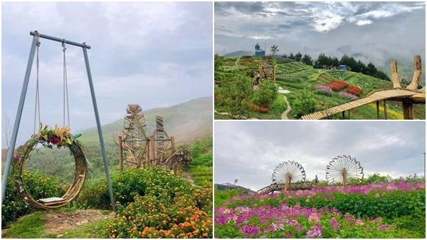 Điện Biên: Khu du lịch trên con đèo dài nhất Việt Nam- Pha Đin Pass miễn phí vé cho trẻ em 2 ngày cuối tuần này
