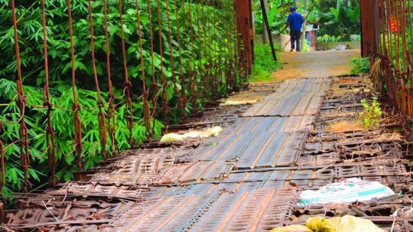 TP. Điện Biên Phủ: Đầu tư gần 10 tỷ đồng xây dựng cầu bê tông bản Ta Pô, phường Thanh Trường