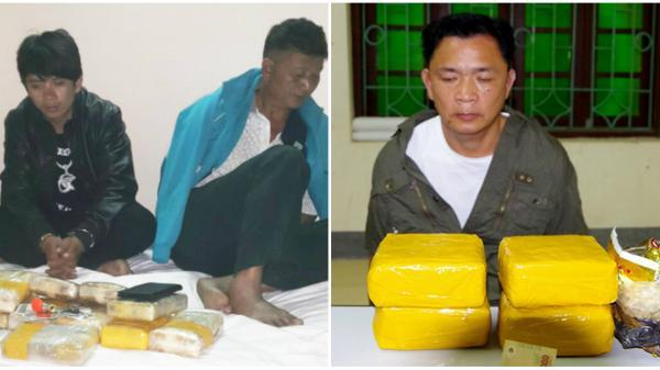 Điện Biên liên tiếp triệt phá hai chuyên án ma túy lớn