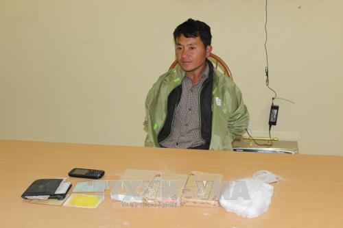 Điện Biên: Triệt phá thành công 2 chuyên án ma túy, thu 6 bánh heroin