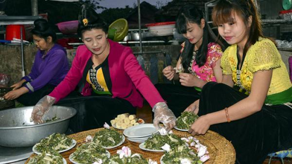 Ẩm thực dân tộc góp phần tạo sức hút cho du lịch Ðiện Biên