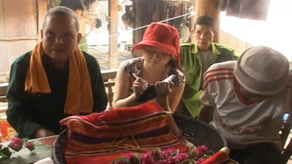Độc đáo Lễ Kin Pang của người Thái ở Chiềng Sơ