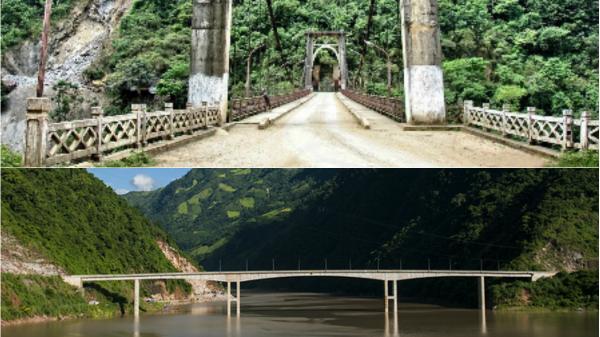 Đôi điều về 'Đông Dương đệ nhất cầu' ở Điện Biên