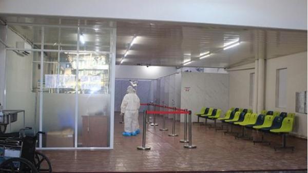 Bệnh viện Đa khoa Đồng Nai đưa vào sử dụng 100 giường điều trị F0 mức độ trung bình