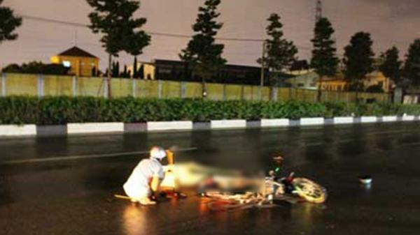 Hai người thương vong trong cơn mưa lớn tại Bình Dương