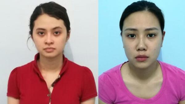 4 cô gái trong 'tập đoàn' ma túy lớn nhất nước ở Sài Gòn