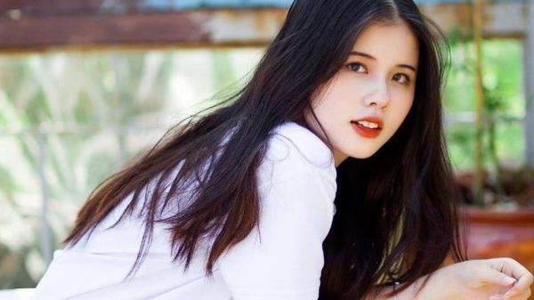 """Không kém cạnh con gái Hàn, nữ sinh Đồng Nai sở hữu vẻ đẹp ngọt ngào khó rời mắt!                                <span class=""""ico-photo""""></span>"""