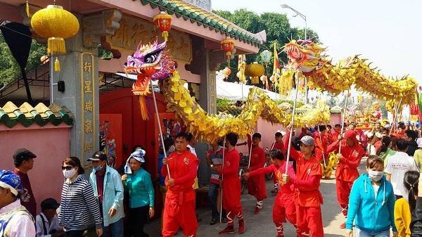 Đầu năm du xuân đến Biên Hòa dự lễ hội chùa Ông cực hoành tráng với nhiều hoạt động hấp dẫn