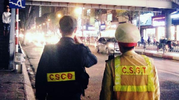 CSGT làm đêm được bồi dưỡng bao nhiêu?