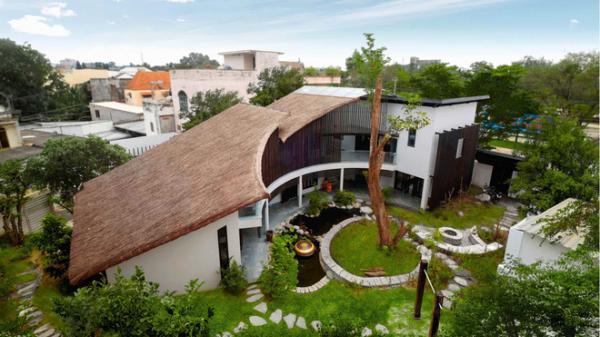 Báo Mỹ viết về biệt thự Việt đẹp như tuyệt tác ở Đồng Nai