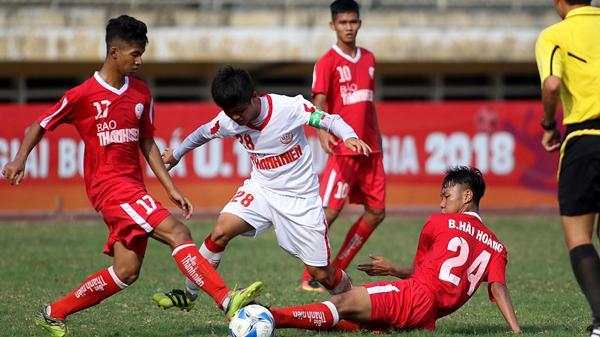 U.19 Đồng Nai thua sít sao HAGL
