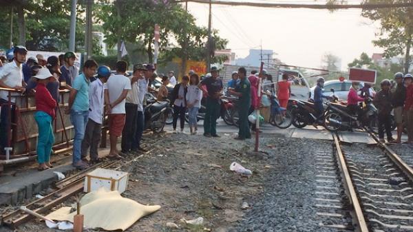 Đồng Nai: Lại xảy ra tai nạn với tàu lửa, 1 người tử vong