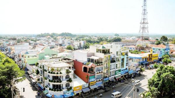 Long Khánh sẽ trở thành thành phố