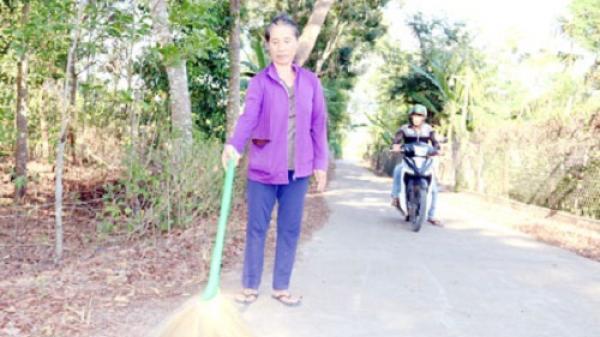 Đồng Nai: Bà lão 67 tuổi hiến 600m2 đất làm đường