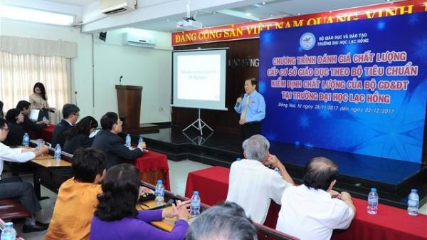 Trường đại học đầu tiên ở Đồng Nai được chứng nhận đạt chuẩn chất lượng
