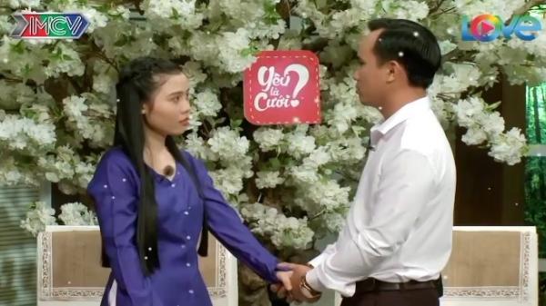Chàng cán bộ xã Đồng Nai bất ngờ nói lời 'chia tay' bạn gái trên truyền hình