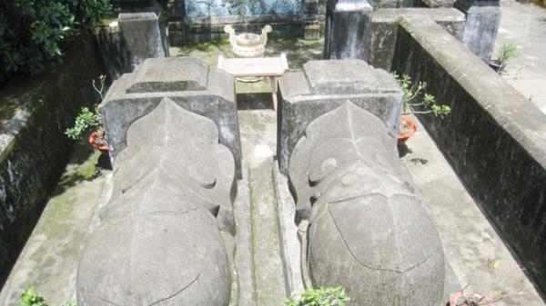 Lăng mộ Trịnh Hoài Đức