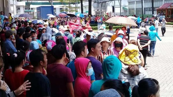 Đồng Nai: Cty Pouchen Vina xây dựng thang bảng lương mới, nhiều công nhân phản đối