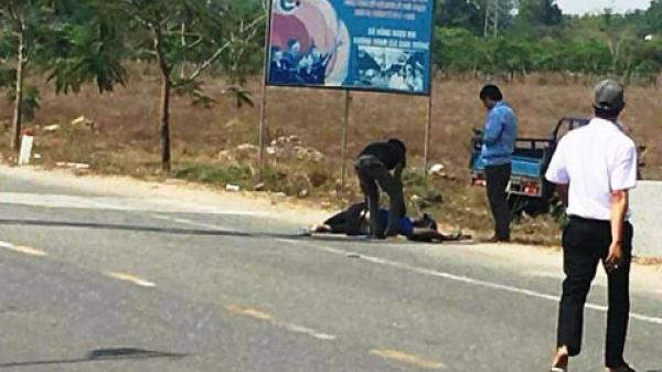 Đồng Nai: Đưa người đi cấp cứu, tài xế xe ba gác bị xe tải tông tử vong