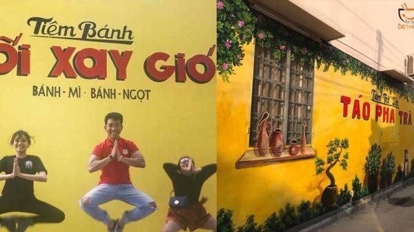 Team Biên Hòa xốn xang vì 2 BỨC TƯỜNG VÀNG ảo diệu vừa xuất hiện