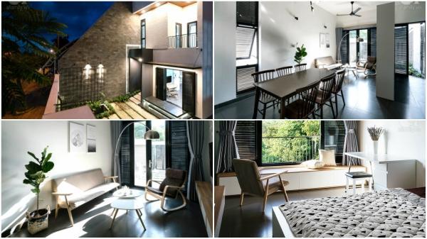 """""""Nhà ở quê"""" nhưng ngôi nhà ở Đồng Nai này sẽ khiến nhiều người phải ước mơ vì quá đẹp"""