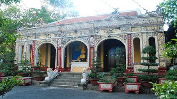 Ghé thăm chùa Bửu Phong