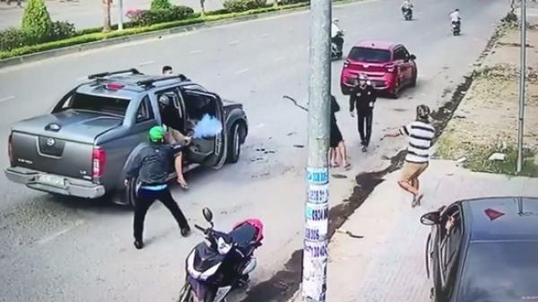 Xác định nguyên nhân dẫn đến vụ ẩu đả dùng súng bắn nhau trên phố ở Đồng nai