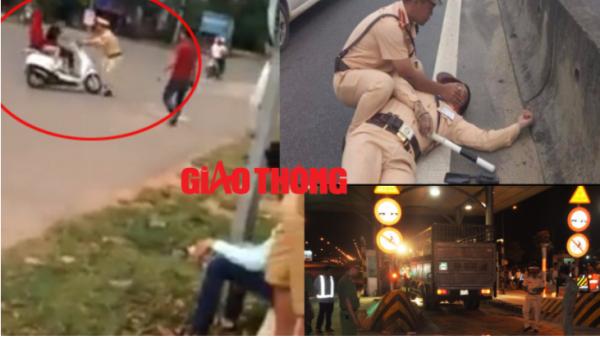 Video: Lái xe đâm CSGT thương vong