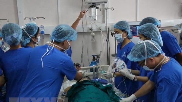 Đồng Nai: Một bệnh nhân hiến tạng cứu người sau khi chết não